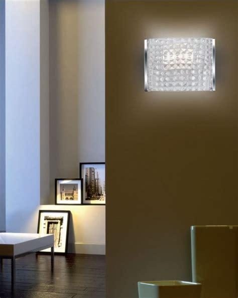 illuminazione on line outlet outlet illuminazione lada a parete cocco cristallo