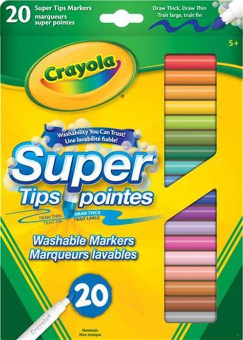 Harga Pac Painting bandingkan harga crayola washable tips line