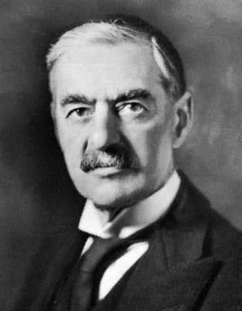 Neville Chamberlain chamberlain neville encyclopedia children s