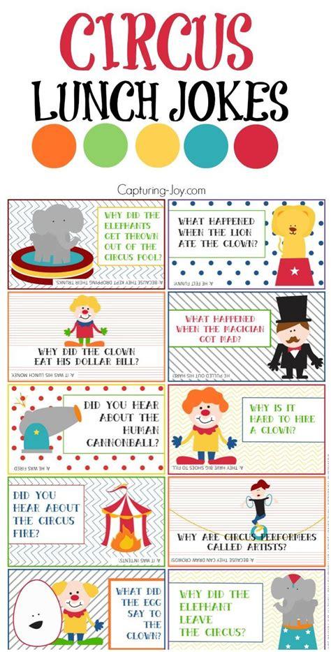 printable animal jokes 329 best lunch box notes children jokes images on