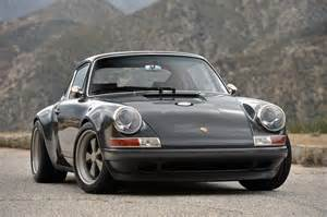 Porsche 911 Singer Teaser Porsche 911 By Singer Vehicle Design
