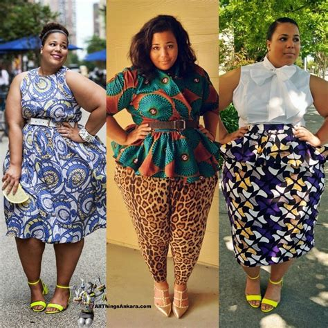 short gowns ankara for fat ladies 20 pictures of the latest ankara styles for fat chubby