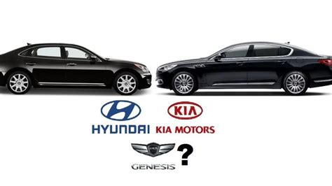 Kia Luxury Brand Establishing A Hyundai Kia Luxury Brand Oppo Point