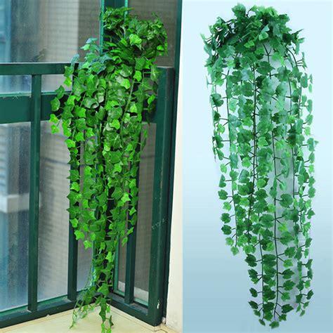 imitation plants home decoration boston artificial leaf plant vine foliage bedroom