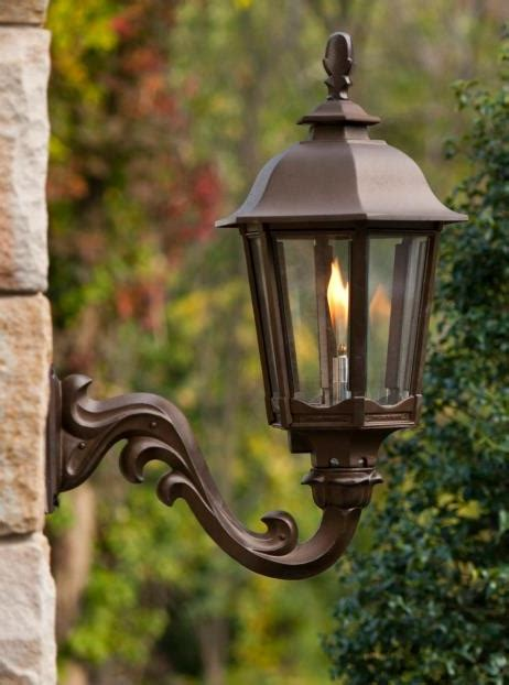 Gas Street L Light Fixtures Easy Living Home Systems Outdoor Gas Lighting Fixtures