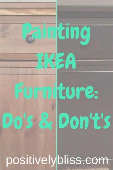 how to paint ikea best 25 paint ikea furniture ideas on