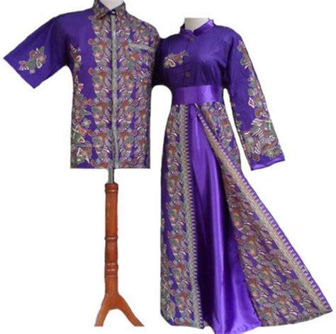 contoh baju ke pesta 10 contoh baju muslim batik modern 2015