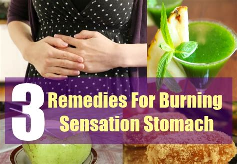 3 ways to get rid of that burning sensation in your