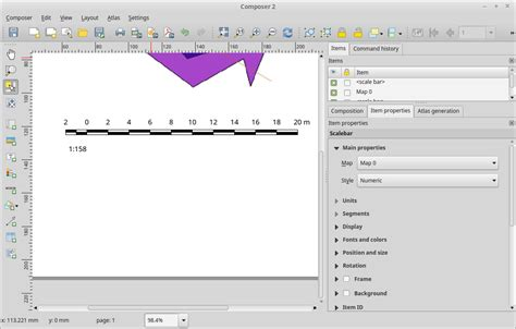 qgis tutorial scale creating a customized scale bar in qgis geographic