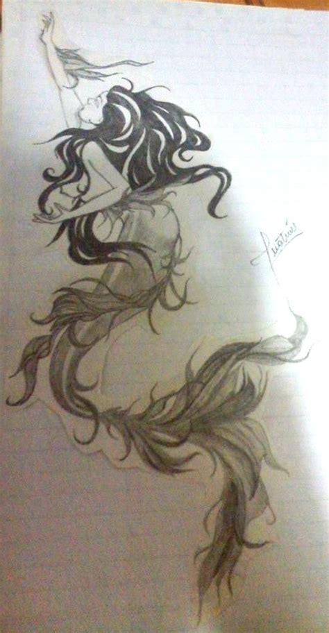imagenes de sirenas para dibujar a lapiz the gallery for gt sirenas dibujos a lapiz