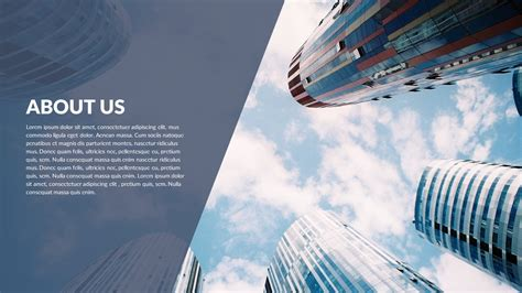 vision business powerpoint presentation template by