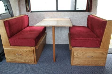 rv dinette table replacement replacement rv dinette cushion covers html autos weblog