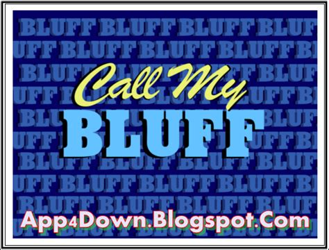 bluff my call apk bluff my call mobile 2 4 android app4downloads app for downloads