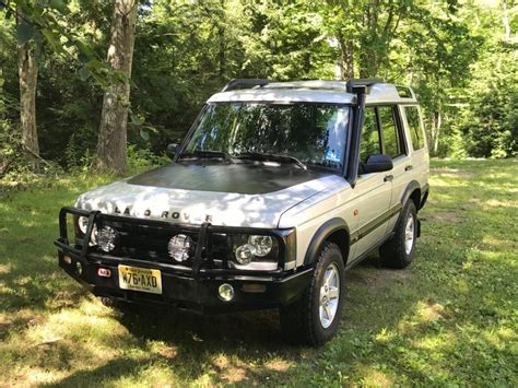 land rover discovery for sale low mileage 2004 land rover discovery sport offroad for sale