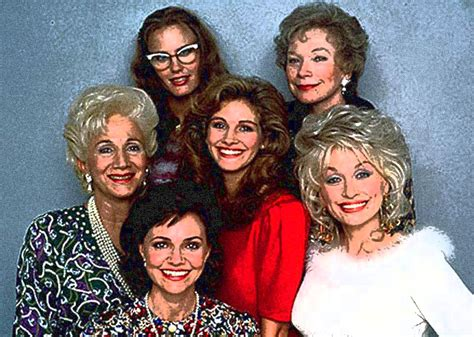 where steel magnolias goes awry typical tracy