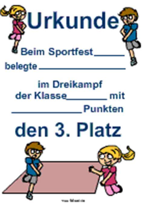 Word Vorlage Urkunde Sport Urkunden F 252 R Kinder Kidsweb De