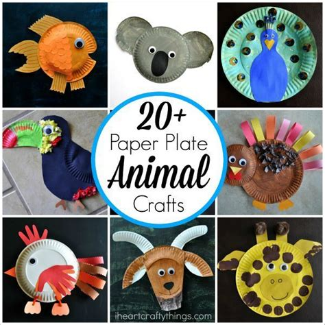 Paper Animal Crafts - 10 images about zoo theme on for