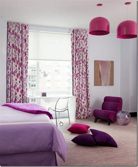 radiant orchid home decor ideas