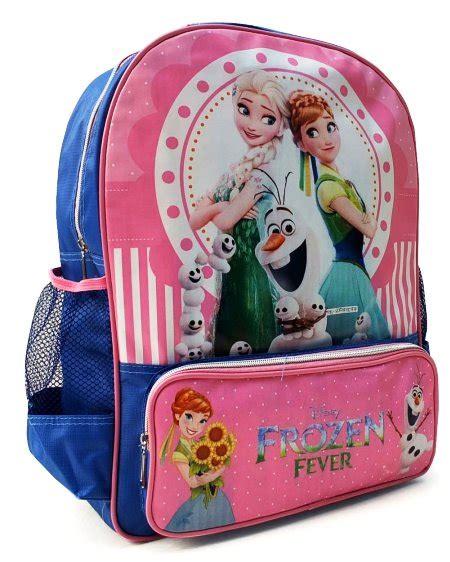 Tas Ransel 3d Frozen Hellokitty Tsum Tsum Untuk Anak Tk 1 tas sekolah frozen toko bunda