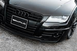 Audi A7 Bumper Wald Audi A7 Sportback Revealed In