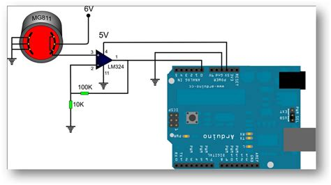 Mg 811 Co2 Gas Sensor By Akhi Shop co2 carbon dioxide mg811 gas sensor