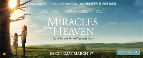 Miracle From Heaven Voices Australia Miracles From Heaven