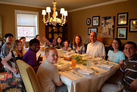 Family Dinner Table by 301 Moved Permanently