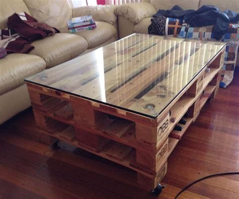 adorable pallet coffee table ideas wood pallet