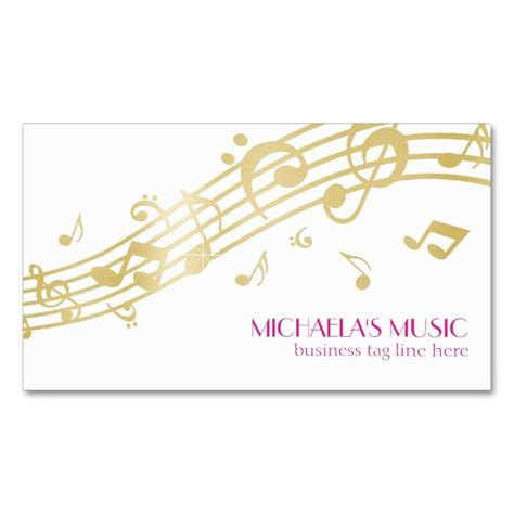 make your own musical card 2150 best images about business card templates on