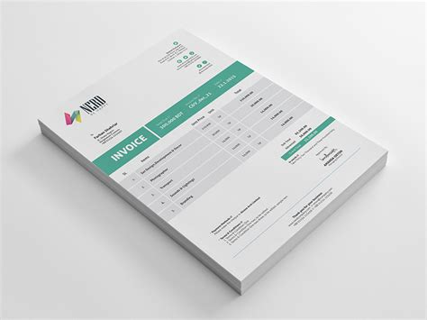 invoice design psd free download 38 invoice templates psd docx indd free download