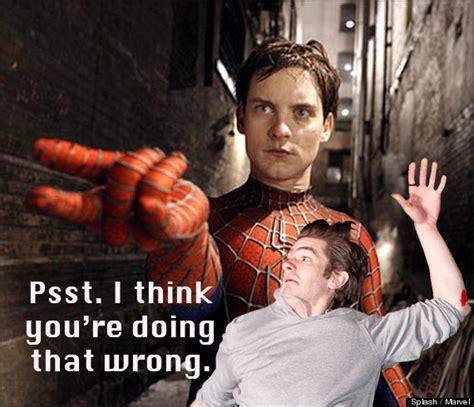 The Amazing Spiderman Memes - andrew garfield spider man meme