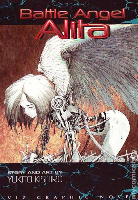 battle alita deluxe edition 1 books comic books in battle alita 1st edition