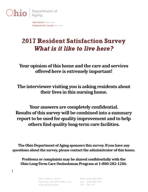 Oh Survey by Oh Rss 2017