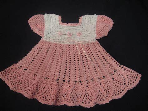 pattern newborn dress dress for baby girl crochet pattern pdf by thepatternparadise
