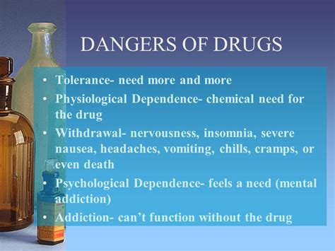 Which Drugs Require Detox by Drugs Ppt