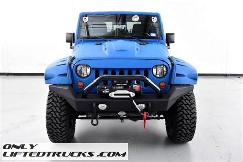jeep lifted blue 1331 best images about lifted jeeps for sale on