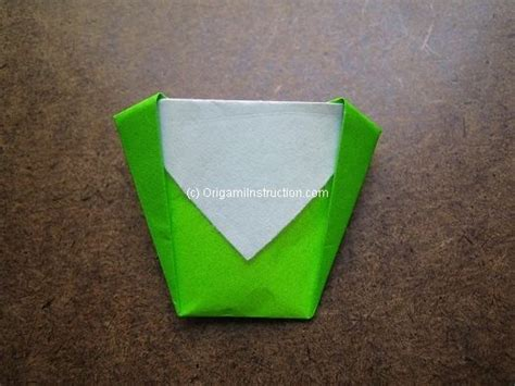 Origami Tea Cup - origami origami cup