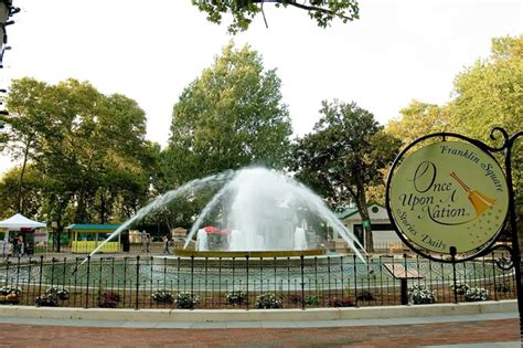 Garden Franklin Square by The Top Gardens To Visit This Fall 2015 In Philadelphia