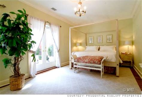 own a condo in the playboy mansion bedroom 4