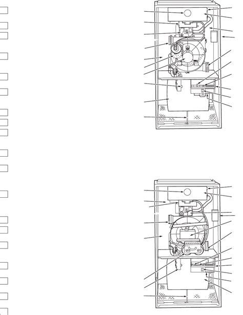 bryant furnace parts diagram bryant furnace parts diagram wiring diagram with description