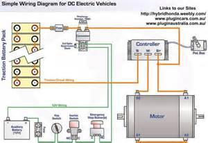 Electric Car Motor Controller Schematic Peters Hybrid Honda The Electric Bike Company Http