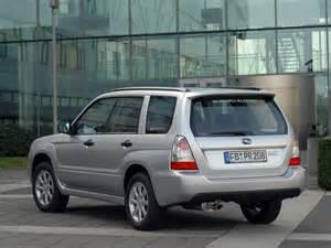 08 Subaru Forester Subaru Forester 2 0x Sg 2005 08