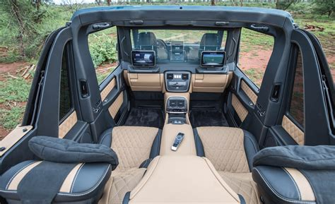 2018 Mercedes Maybach G650 Landaulet Mustcars Reviews