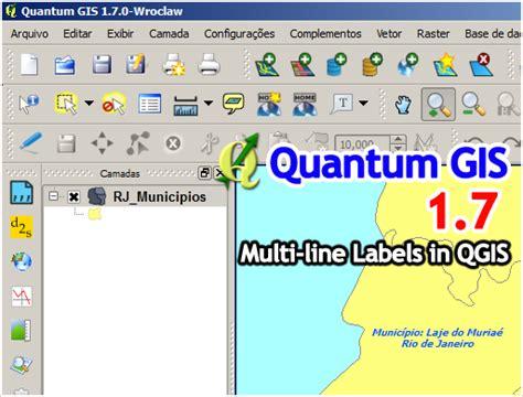 tutorial quantum gis 1 8 bahasa indonesia quantum gis 1 7 trabalhando com r 243 tulos multilinha
