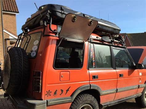Sepatu Boot Land Rover disco 1 gull wing panels cer gull land