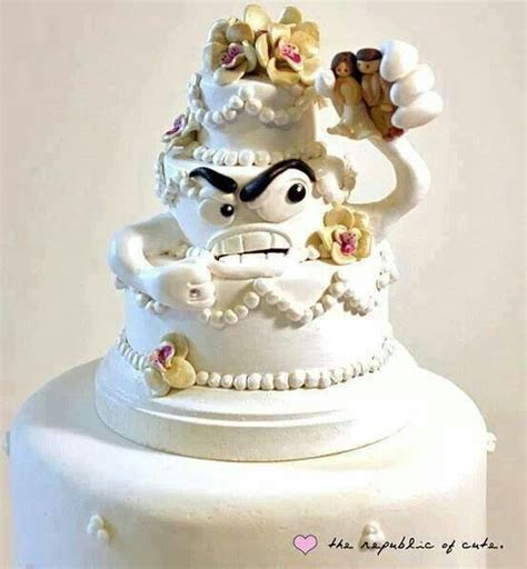 10 Hilarious Divorce Cakes. #7 Is Too Funny!   Scout