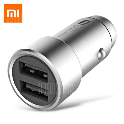 New Original Charger Xiaomi Fast Charging Compatible Asus Lenovo Samsu 8 with coupon for original xiaomi fast charging car charger metal style silver from gearbest