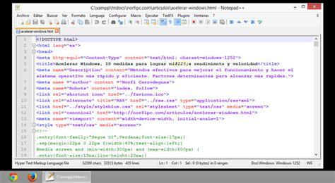 imagenes para web html los programas que uso para publicar y hacer funcionar el