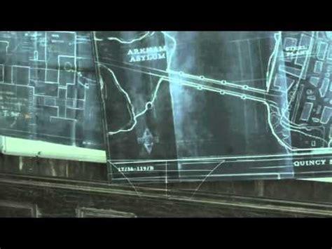 arkham asylum secret room batman arkham asylum easter egg arkham city teaser rooster teeth