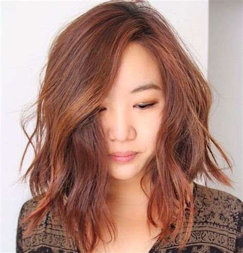 chestnut brown hair color for middle age women 37 cute medium haircuts to fuel your imagination